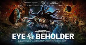 Eye of the Beholder Fan Made Poster