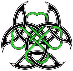 celtic clover by GooMoo
