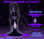 Orchid Diamond Application