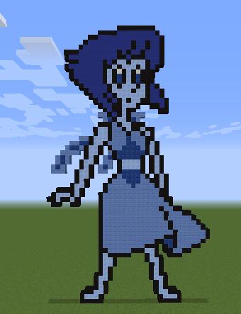 How To Craft Lapis Lazuli Block In Minecraft