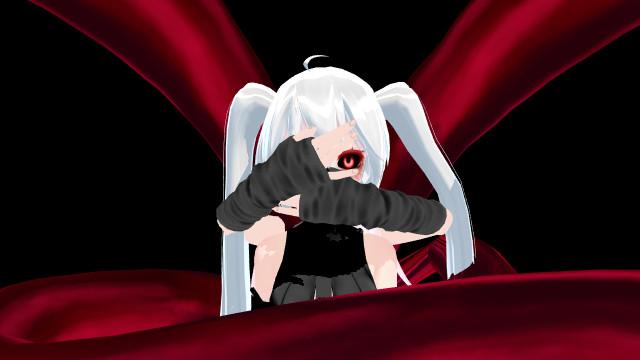 Hatsune Miku Ghoul Version by Qoxach