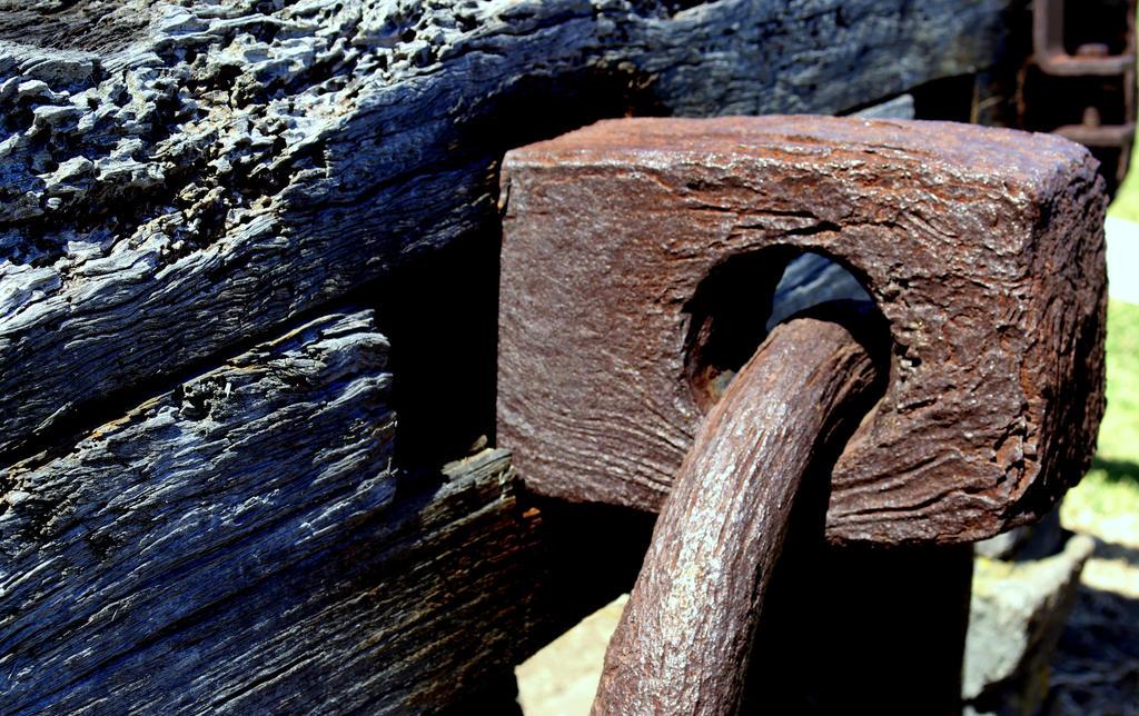 Anchor chain by wolftraz