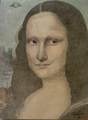 The Mona Lisa ALIEN