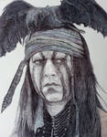 TONTO from THE LONE RANGER