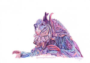The Dark Crystal SkekTek (The Scientist) Skeksis