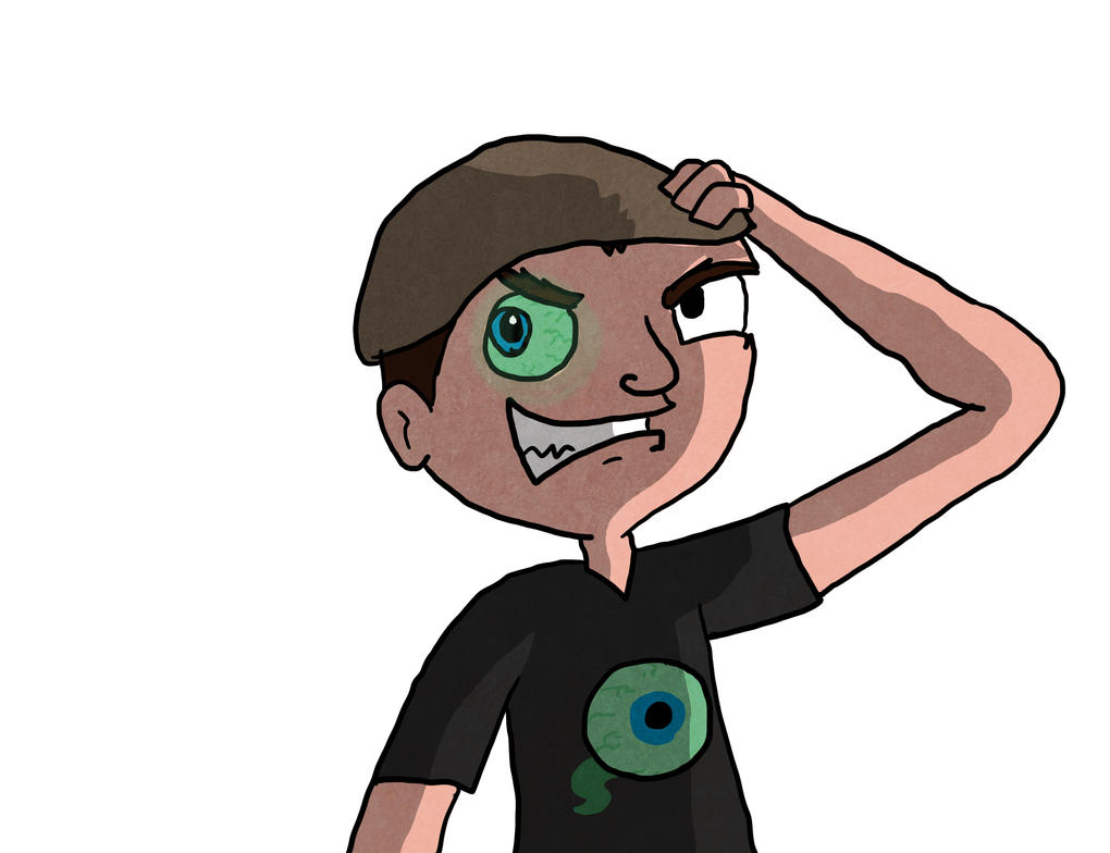 Drawing Youtubers 8  Jacksepticeye By Purplekolton