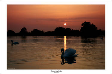 Stanwick Lake by CoupeKid