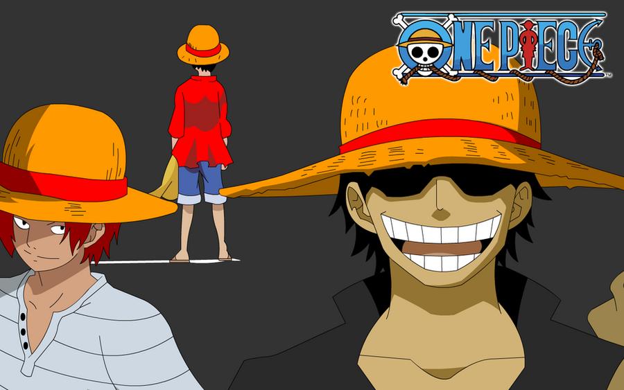 One piece - The straw hat! by freddie3star on DeviantArt