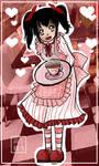 Cafe Rose by dementedmonkey