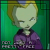 Icon: Not Just A Pretty Face by Code-Lyoko-Club