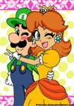 Luigi x Daisy :-3