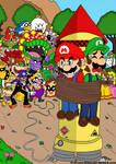 Arrivederci, Mario brothers...