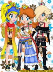 Final Princess Fantasy X-2