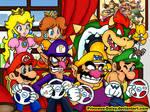 Mario Kart Wii - Boys time