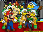 Game over, Mario brothers