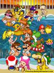 Mario gang Summer time 2011