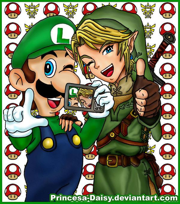 Luigi Fan Art