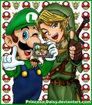 Luigi and Link
