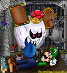 Luigi's Mansion - Good night