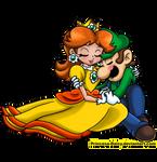 Luigi y Daisy