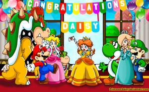 Super Smash Bros Ultimate - Daisy, You've Got Mail