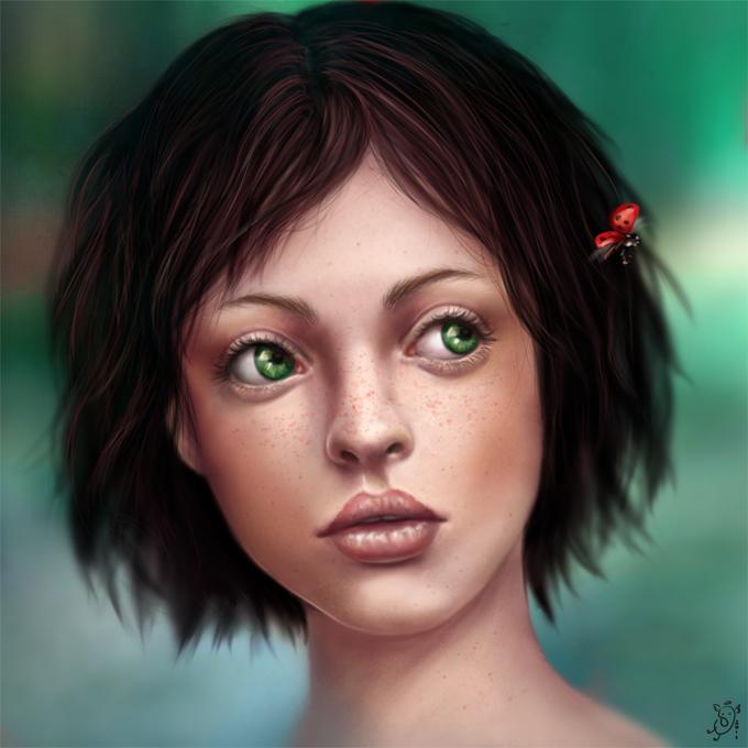 Ladybug by NImportant