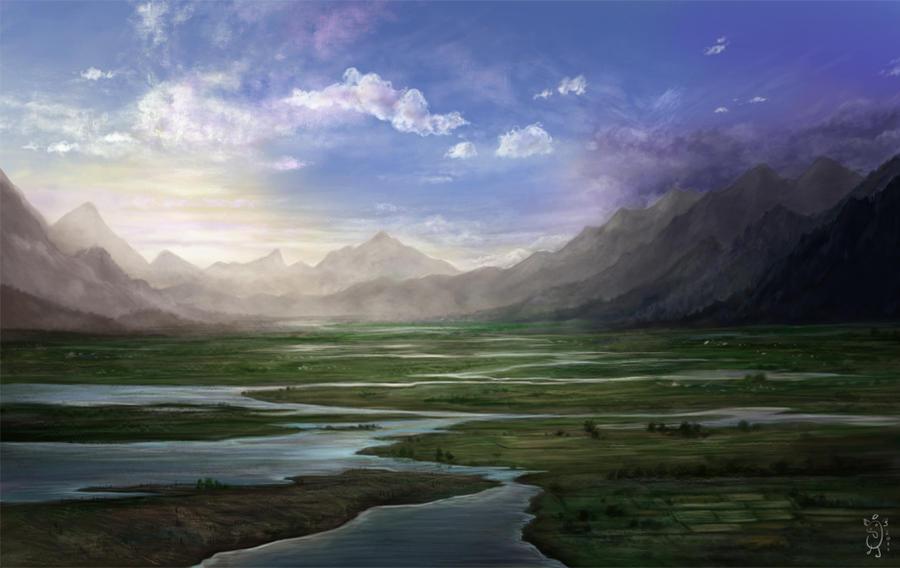 Deviant - art : une source d'inspiration pour nos univers ? - Page 2 Landscape_by_nimportant_d3v2ejb-fullview.jpg?token=eyJ0eXAiOiJKV1QiLCJhbGciOiJIUzI1NiJ9.eyJzdWIiOiJ1cm46YXBwOiIsImlzcyI6InVybjphcHA6Iiwib2JqIjpbW3siaGVpZ2h0IjoiPD01NjgiLCJwYXRoIjoiXC9mXC8yNWJlODExNy1hOGQ3LTQ2NzQtYjc2ZC05ZDEyNzExOGNiOWFcL2QzdjJlamItZTMyODIyODAtZTk0NC00NmU5LTg5NGYtMTdlYWY1YzM1M2MxLmpwZyIsIndpZHRoIjoiPD05MDAifV1dLCJhdWQiOlsidXJuOnNlcnZpY2U6aW1hZ2Uub3BlcmF0aW9ucyJdfQ