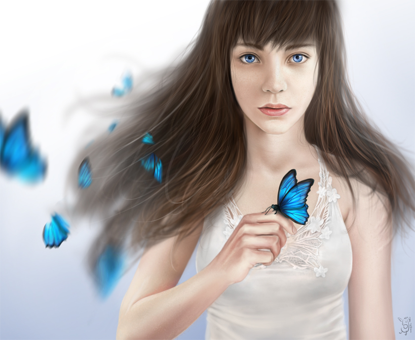 Butterfly by NImportant