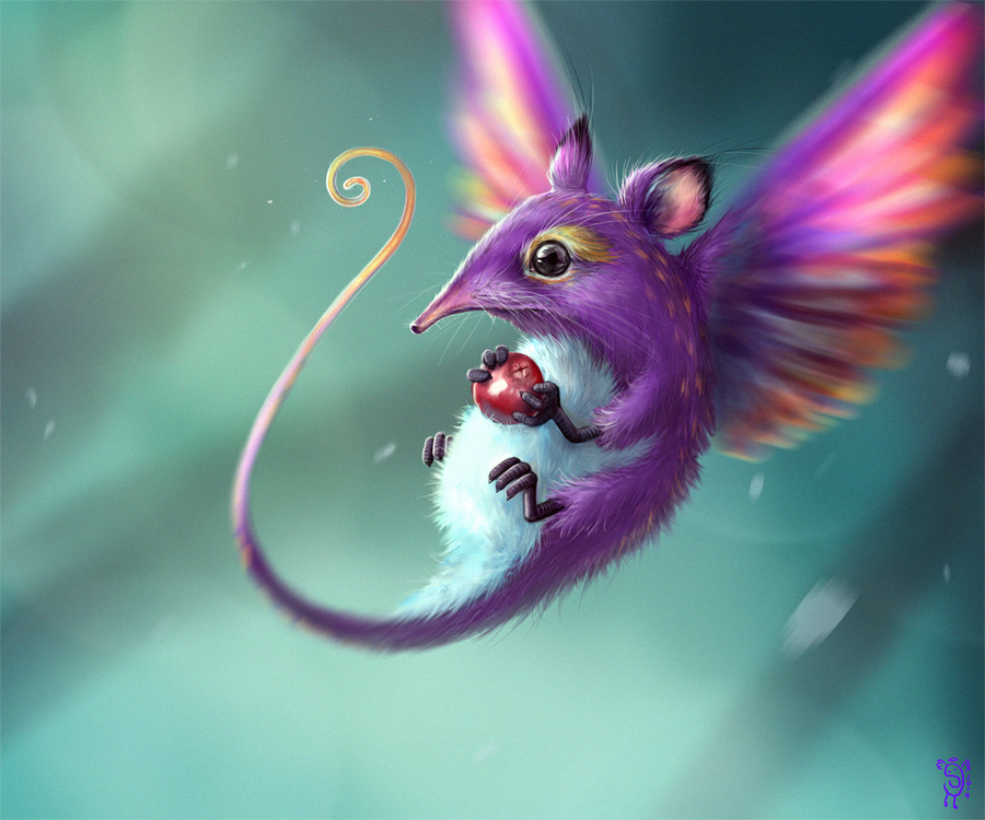 Hummingshrew by NImportant