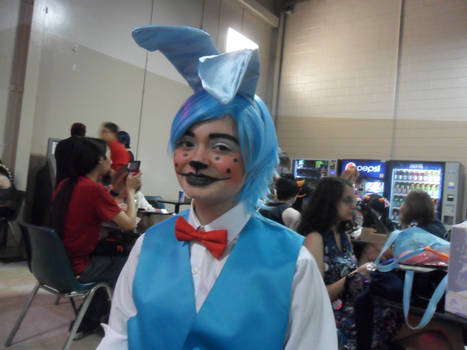 Toy Bonnie is here
