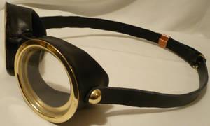 steampunk goggles II profile by teatimeinc