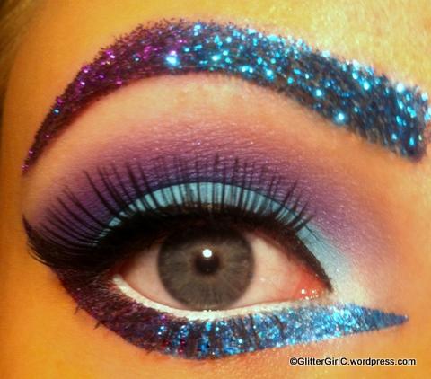 Glitter Claw :) by GlitterGirlC