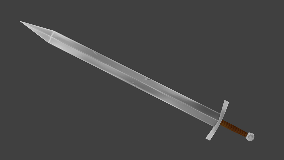 Medieval Sword by therick96