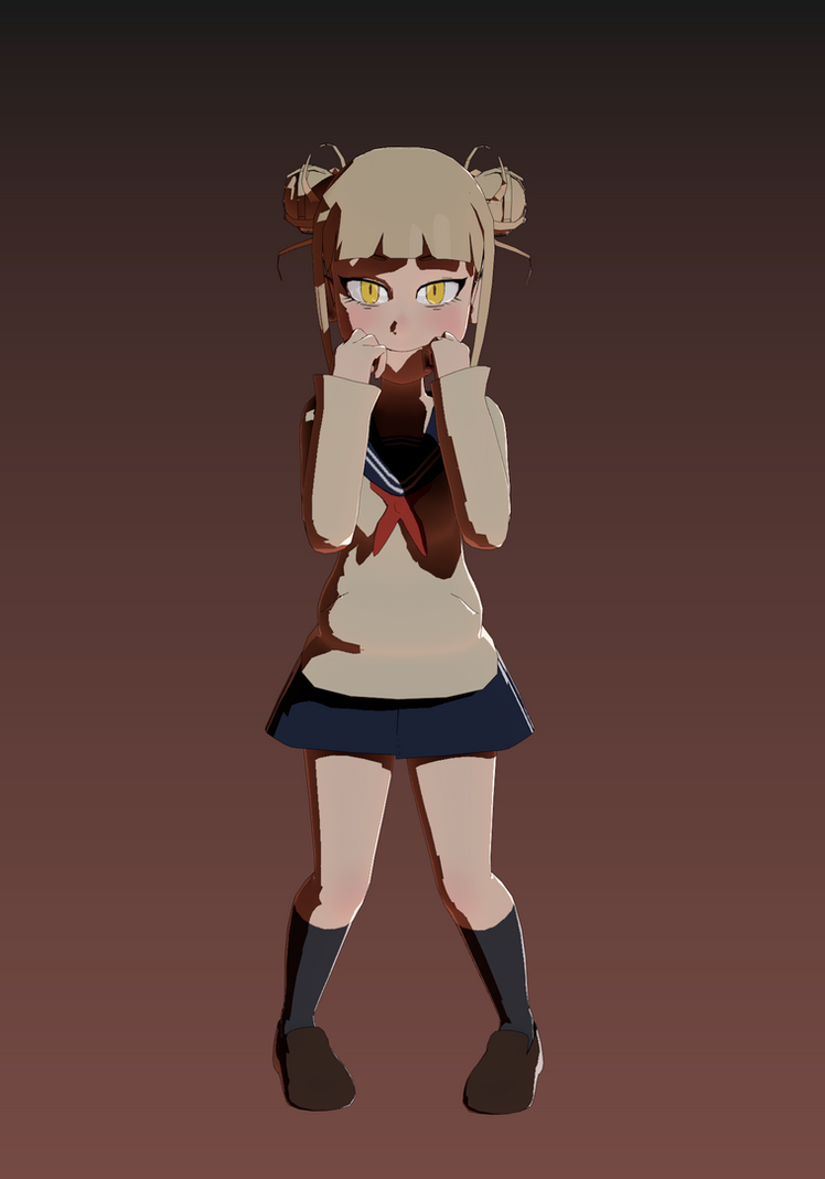 Himiko Toga by therick96