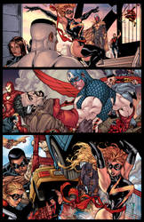 What If...? Civil War page 42 by boysoltero