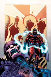 Civil War House of M 1 cover