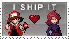 IsolationShipping stamp by Pyroluminescence