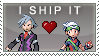 TensaiShipping stamp by Pyroluminescence