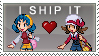 ReplacementShipping stamp by Pyroluminescence