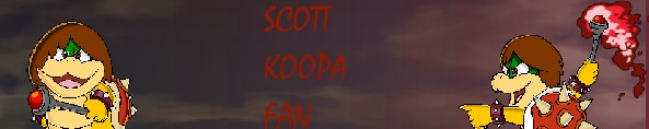 Scott Koopa Fan Button by Vyel
