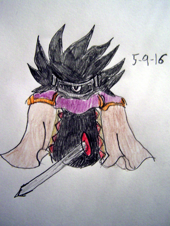 dark matter swordsman skylar - photo #31