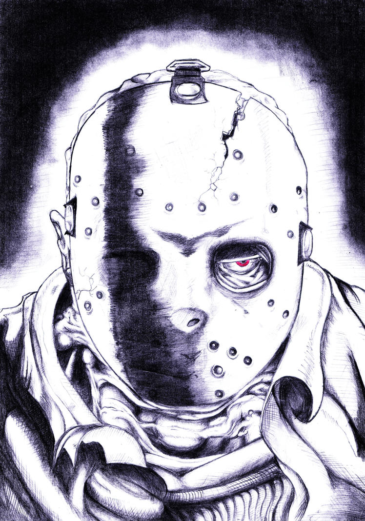 Jason Voorhees Draft by Joe-Style