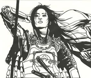 Warrior by aerockyul