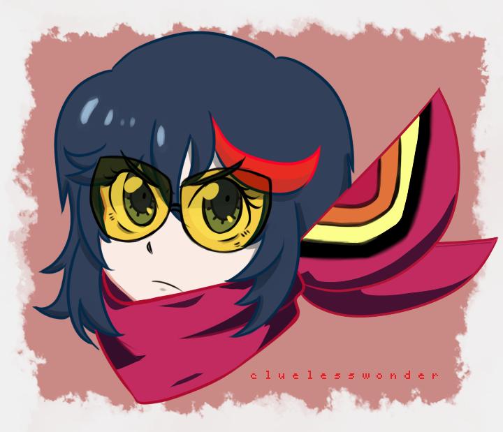 Ryuko by Aseret15