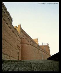 French castle II by aydinhaji