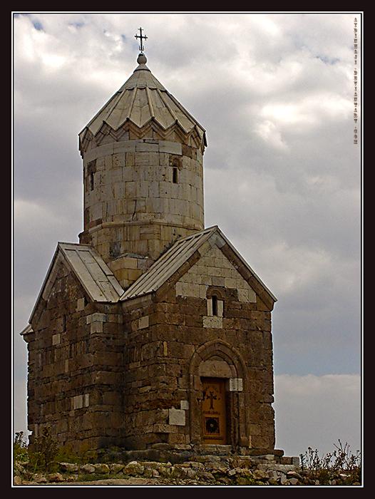 Zor-Zor church by aydinhaji