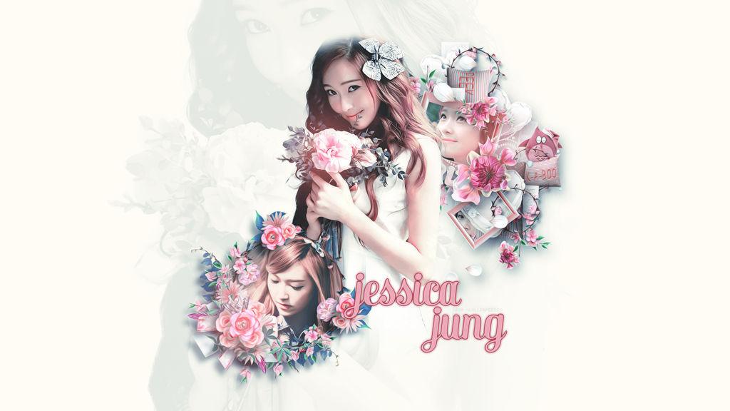 Jessica Jung Wallpaper By Kpop Wallpapers On Deviantart