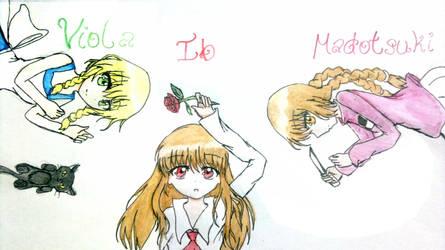 3 Most Favorite RPG horror girls by kumachan16200
