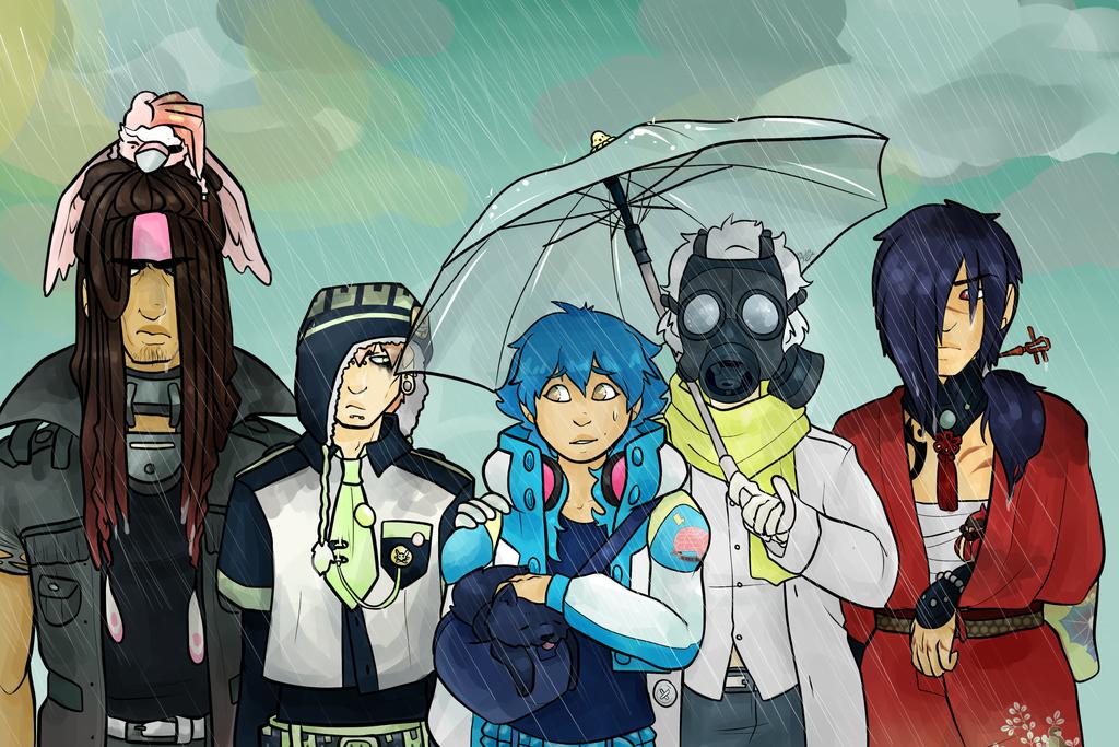 When It Rains by bailey1rox