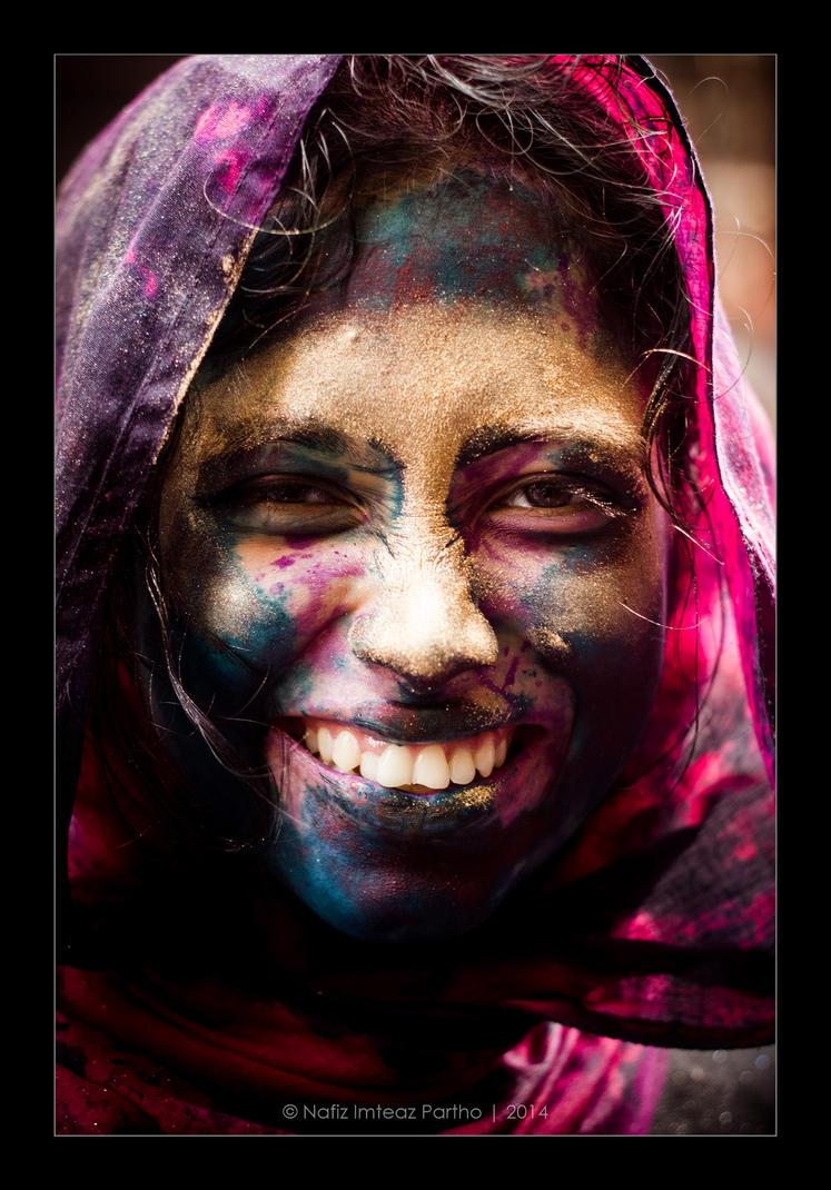 . holi 2014 . by Nafiz118